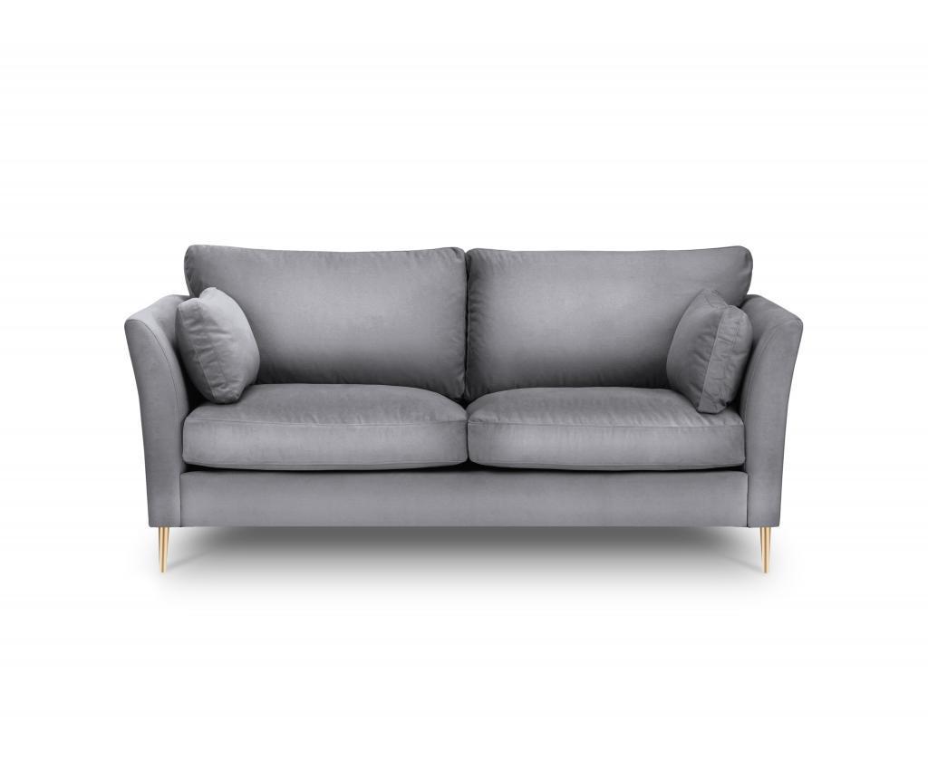 Canapea 3 locuri Paris Grey
