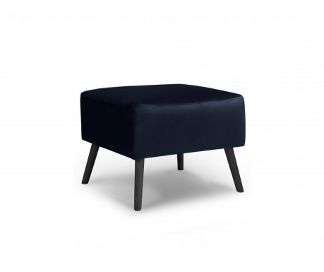 Taboret Louvres Navy Blue