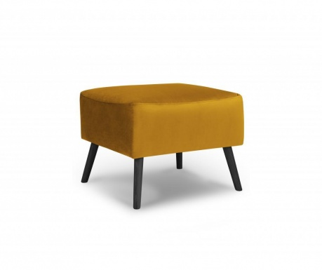 Taboret Louvres Gold