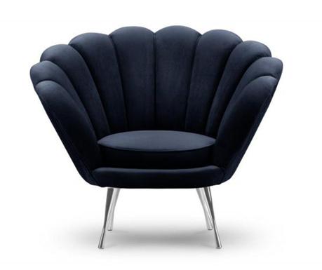 Fotel Avenir Navy Blue