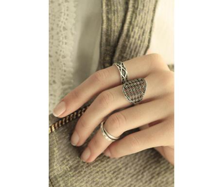 Σετ 3 δαχτυλίδια