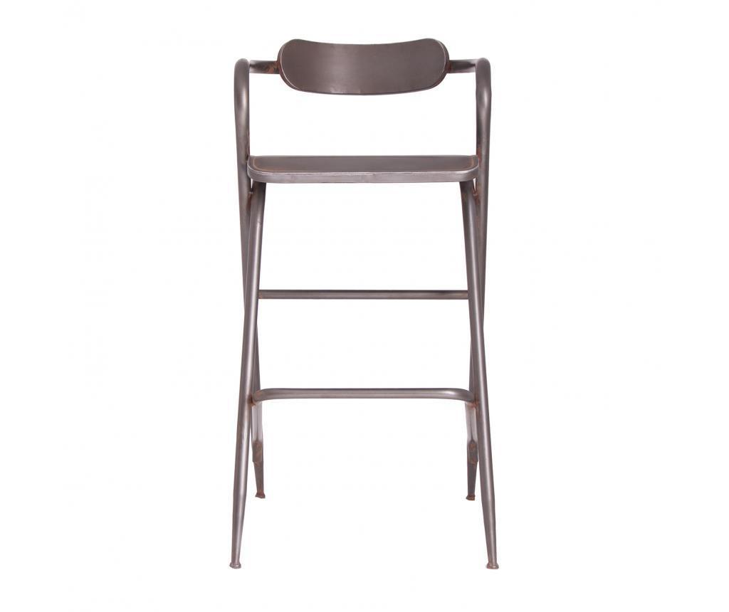 Set 2 scaune de bar Raich