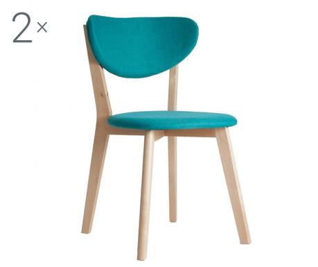 Sada 2 židlí Cheadle