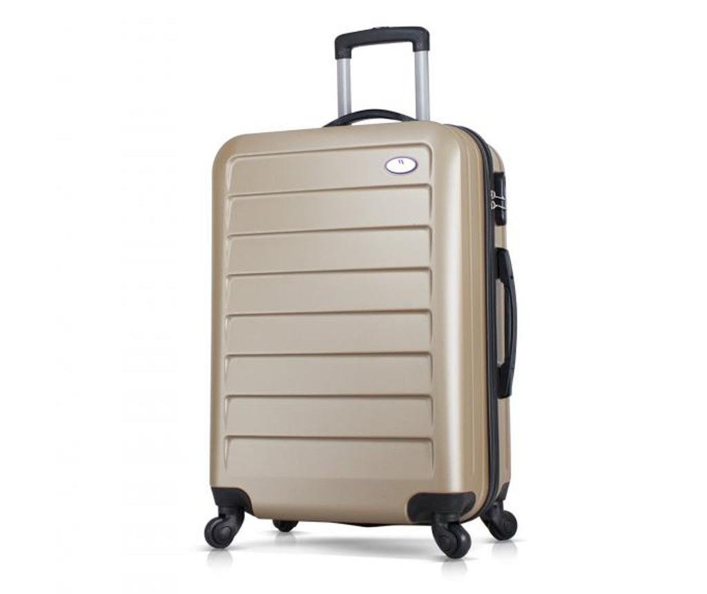 Ruby Gold Bőrönd