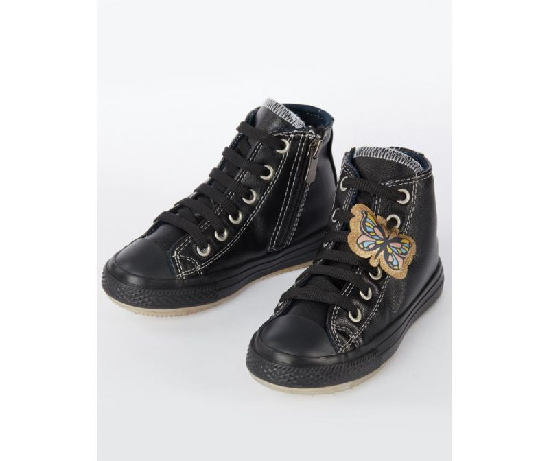 Tenisi copii Black High 34