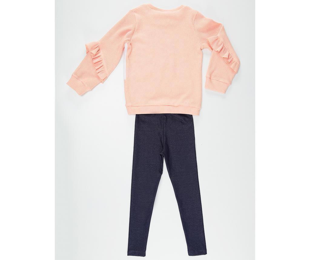 Set bluza si colanti pentru copii Polar Bear 3 ani
