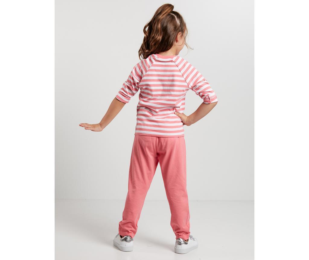 Pijama pentru copii Little Mouse 4 ani