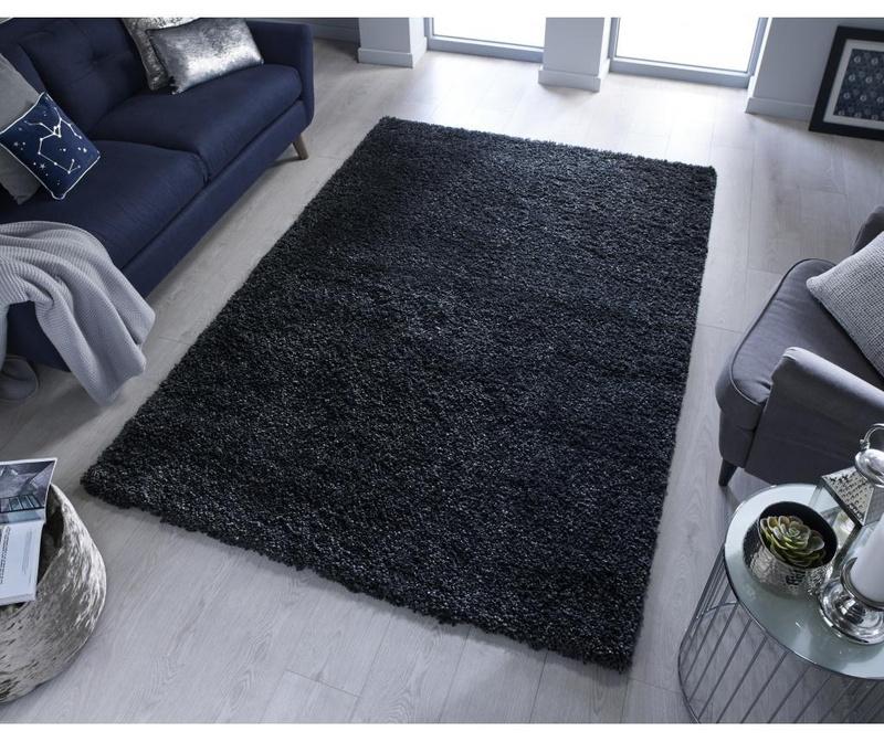 Preproga Brilliance Black 160x230 cm