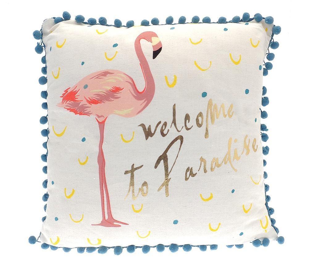 Ukrasni jastuk Welcome To Paradise 43x43 cm