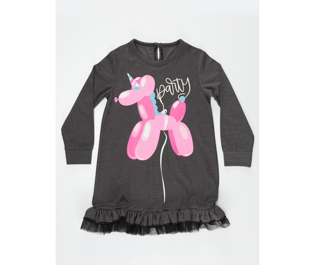 Dječja haljina Party Unicorn 6 god.