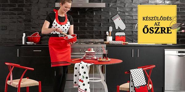 Készülődés az őszre: Dekoráció a konyhában