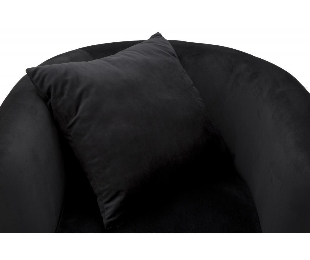 Bucharest Black Fotel