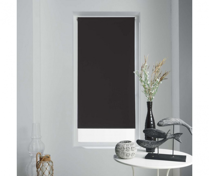 Rolo zavesa Occult Black 60x90 cm