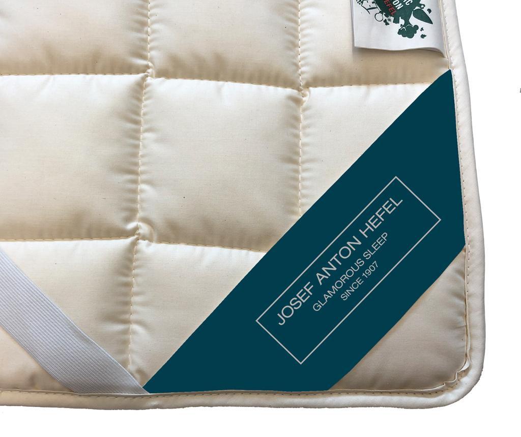 Nadvložek Organic Cotton 160x200 cm