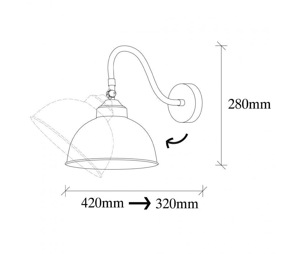 Sağlam Fali Lámpa