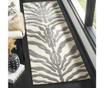 Nahla Ivory Black Szőnyeg 76x245 cm