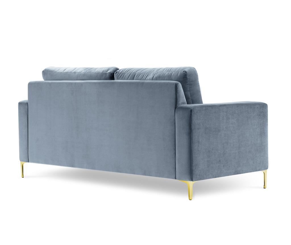 Sofa dvosjed Poeme Light Blue