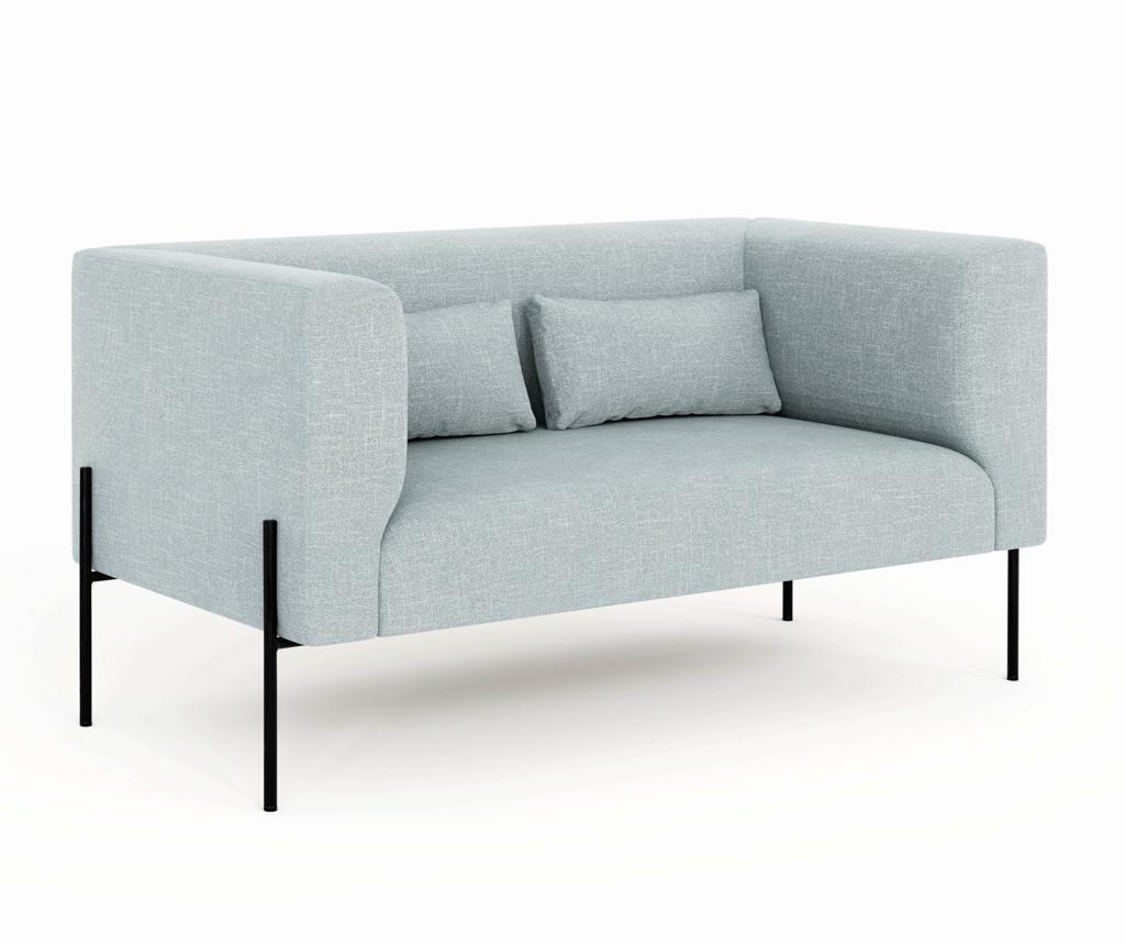 Sofa dvosjed Nina Light Blue