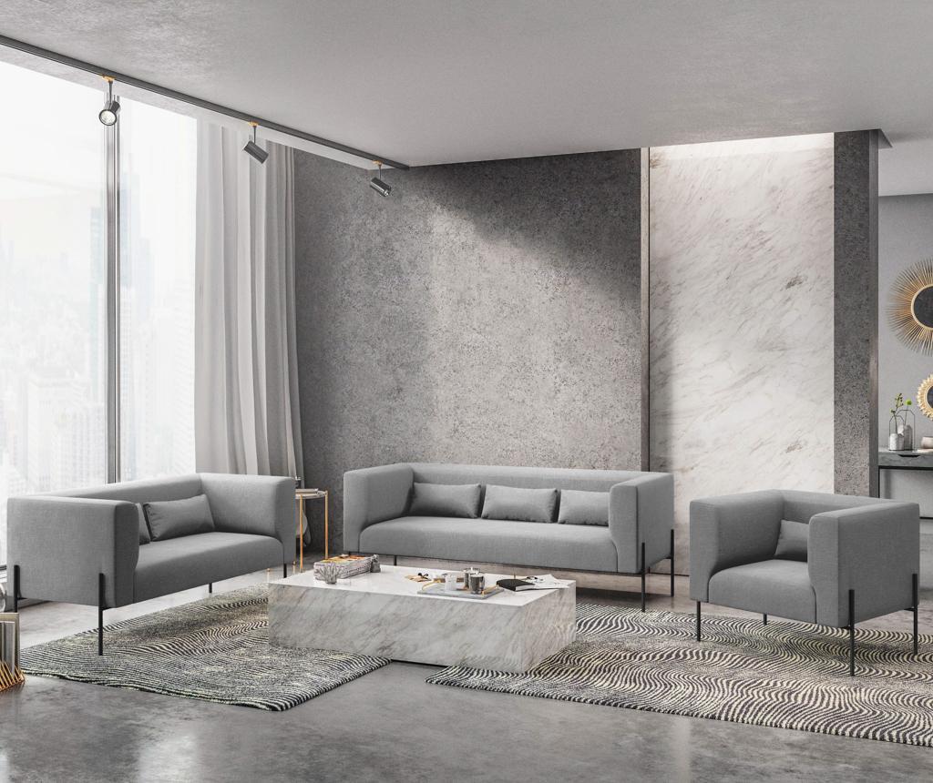 Fotelja Nina Light Grey