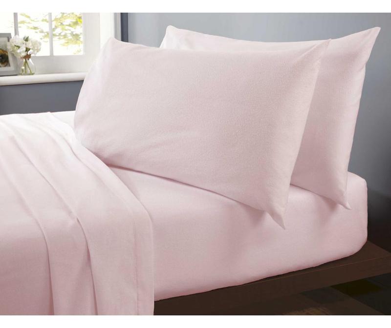 Rjuha z elastiko Flannelette Pink