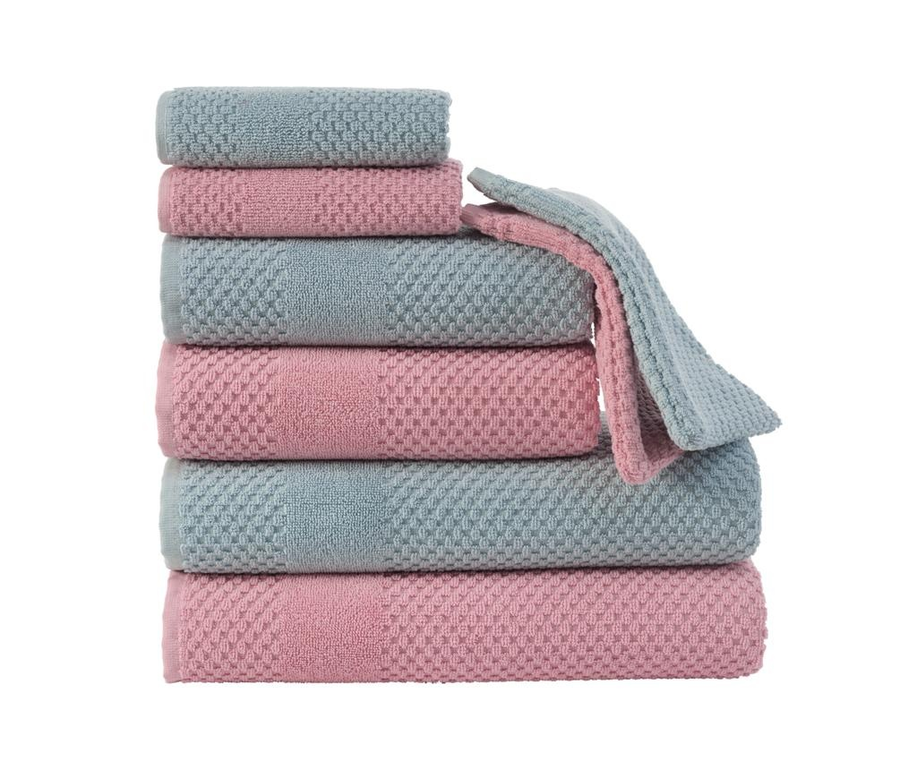 Set 8 ručnika Soft Unicorn
