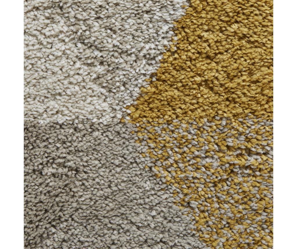 Preproga Royal Nomadic Brown Yellow 160x220 cm
