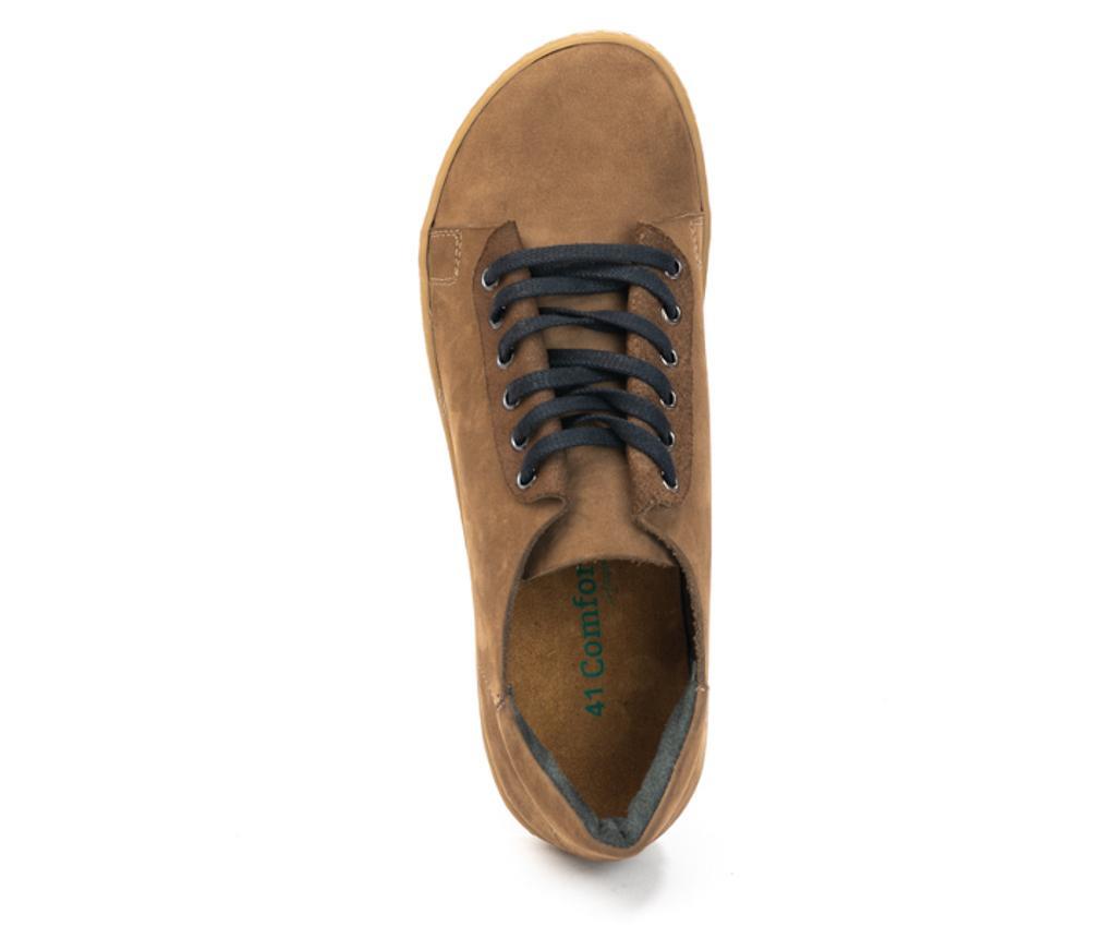 Pánské boty Ozi Brown 40