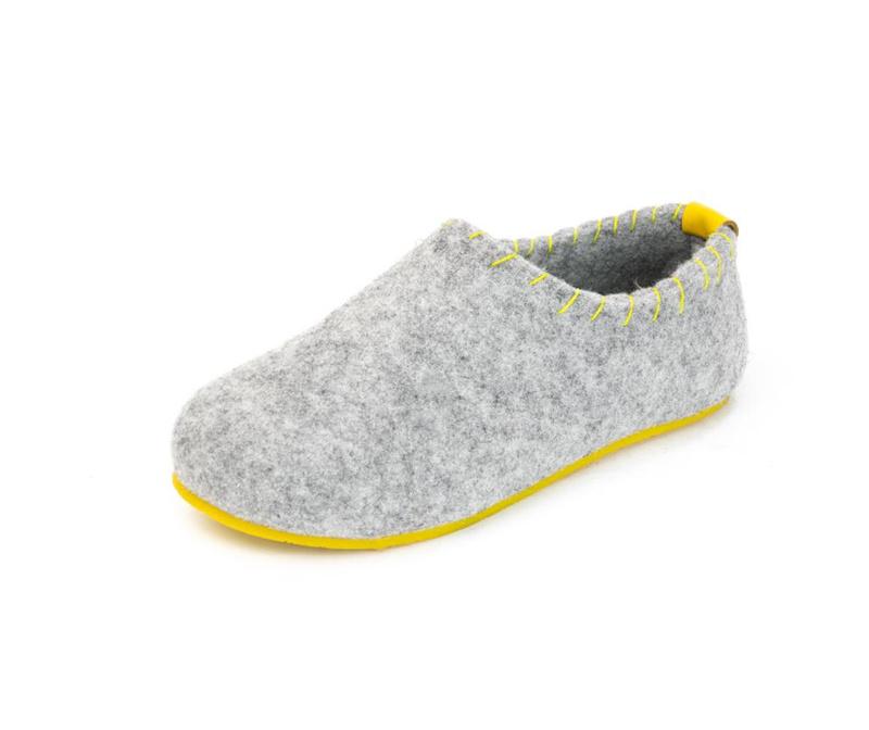 Ženske papuče Yew-Women Grey 40
