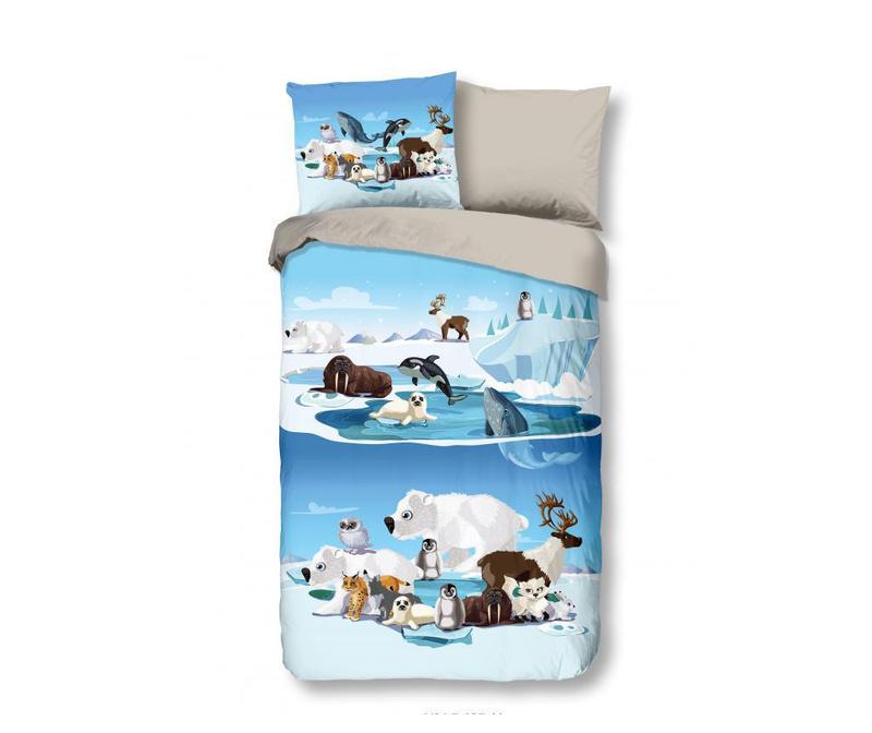 Set za dječji krevet Single Flannel Ice