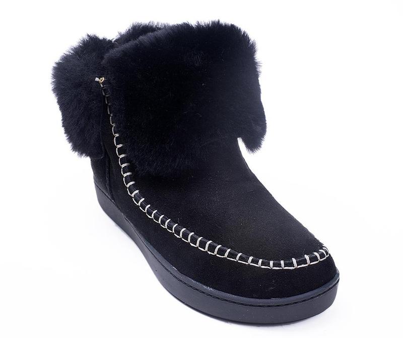 Ženske čizme Clover Black 38