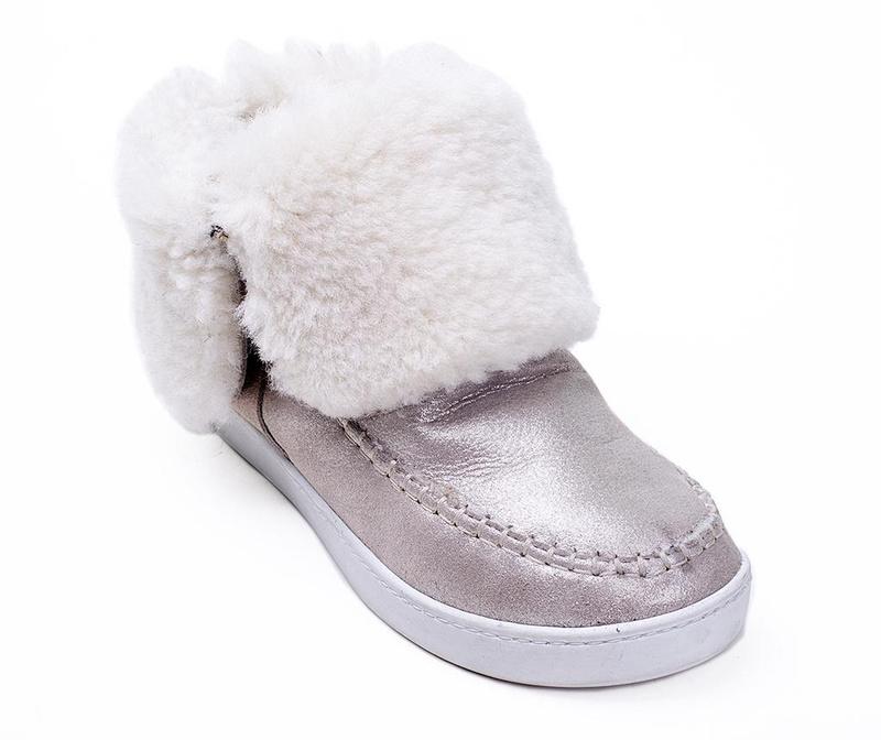 Ženske čizme Clover Grey 40