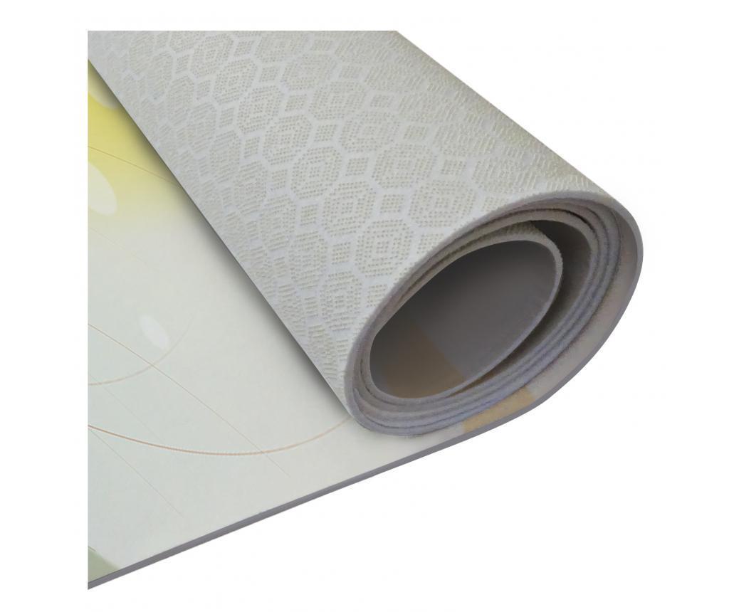 Saltea pentru yoga Lotus Light 65x185 cm