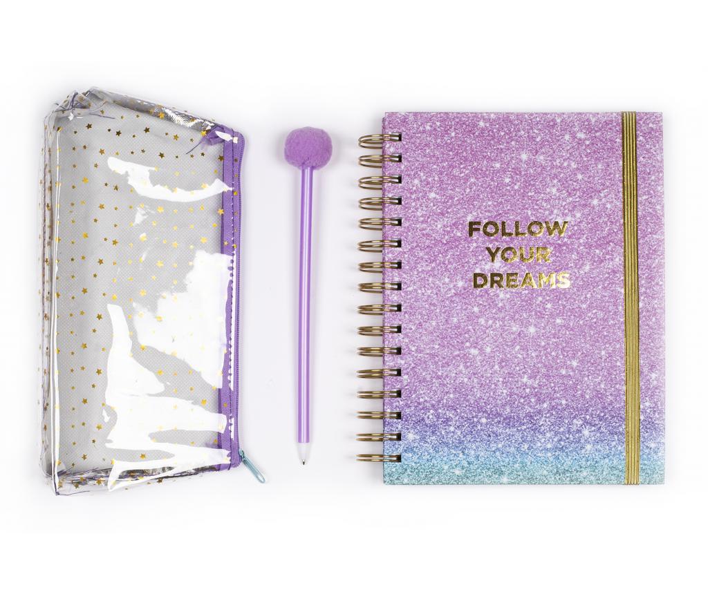 Stacionarni set Follow Your Dreams