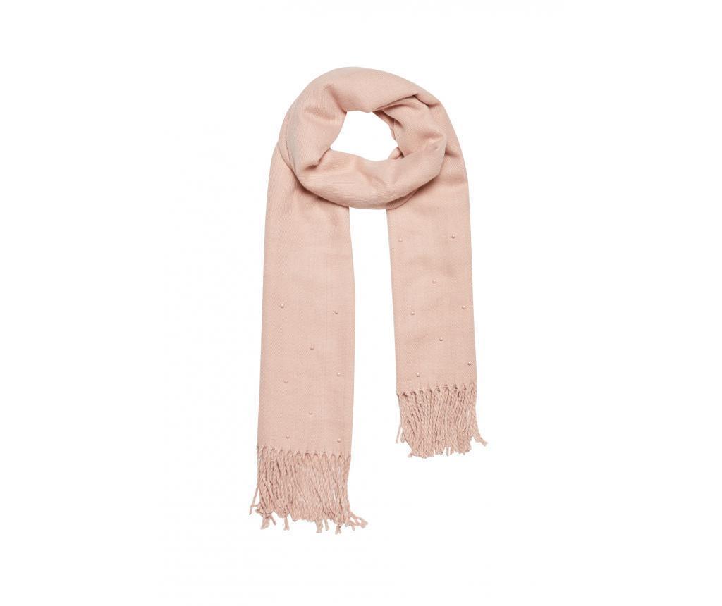 Ženski šal Felicity Pink 65x180 cm