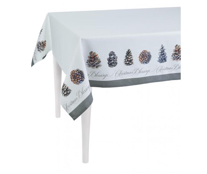 Fata de masa Christmas Blessing 140x300 cm
