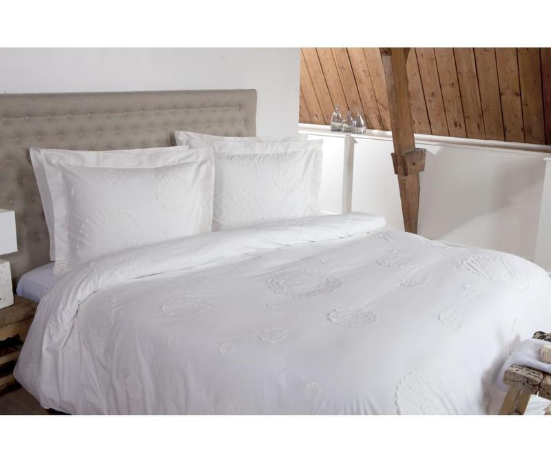 Jastučnica Thil Weiss 65x100 cm