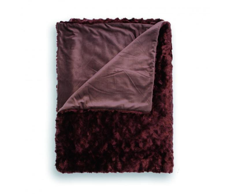 Pokrivač Sheba Brown 150x220 cm