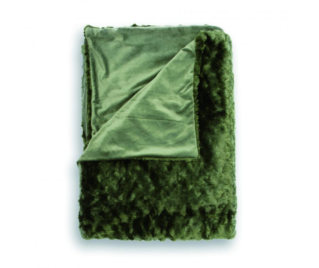 Pokrivač Sheba Green 150x220 cm