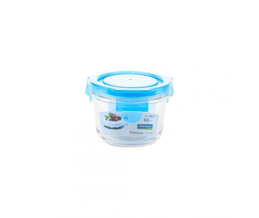 Compact Classic Blue Mély tál hermetikus fedővel 165 ml