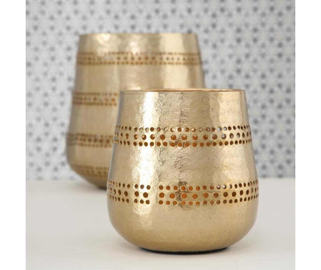 Set 2 svečnikov Levka