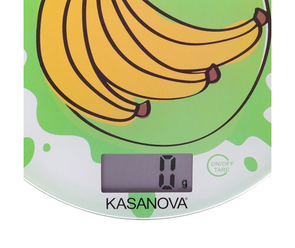 Elektronska kuhinjska vaga Banana