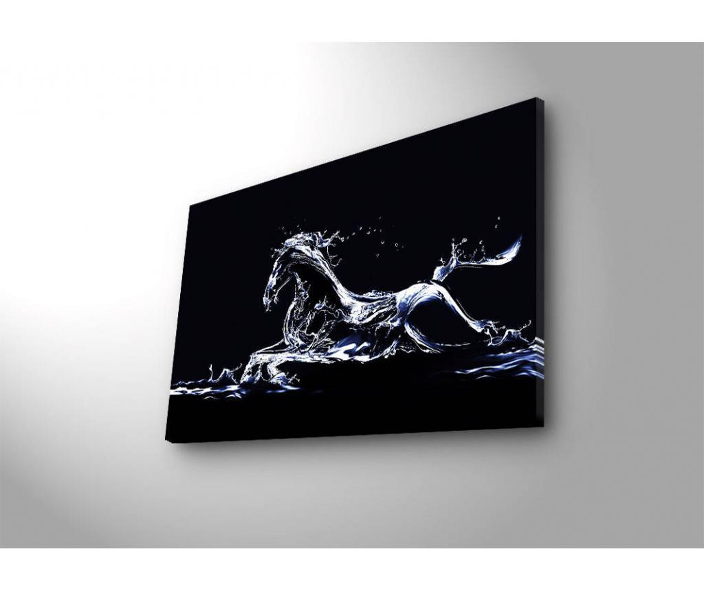 Tablou cu LED 45x70 cm