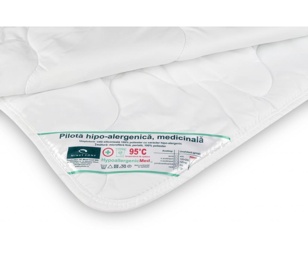 HypoallergenicMed 200g Paplan 180x200 cm