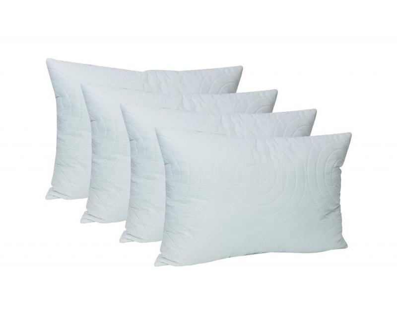 Sada 4 polštářů Confort 70x70 cm