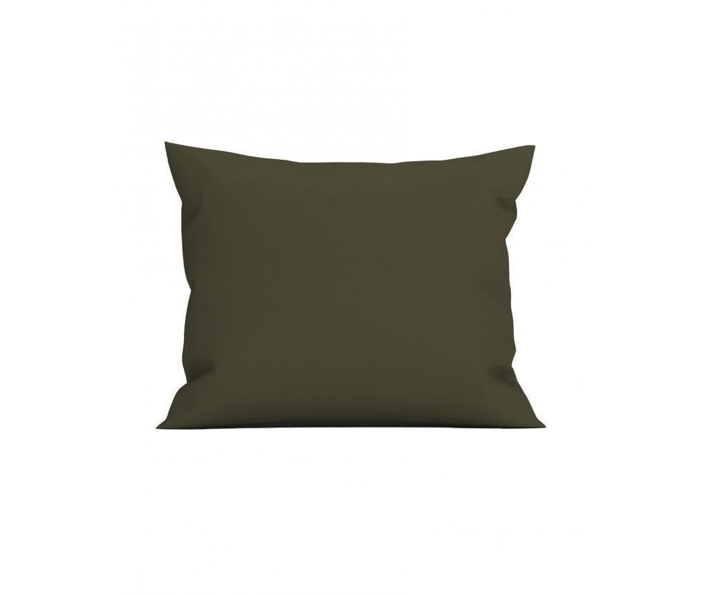 Jastučnica Perkal Olive 80x80 cm