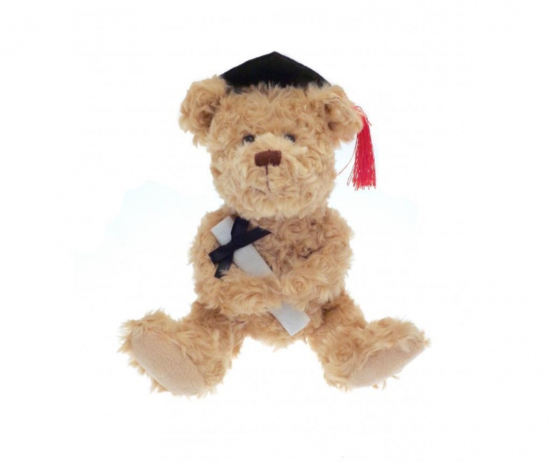 Hračka Bear Graduation