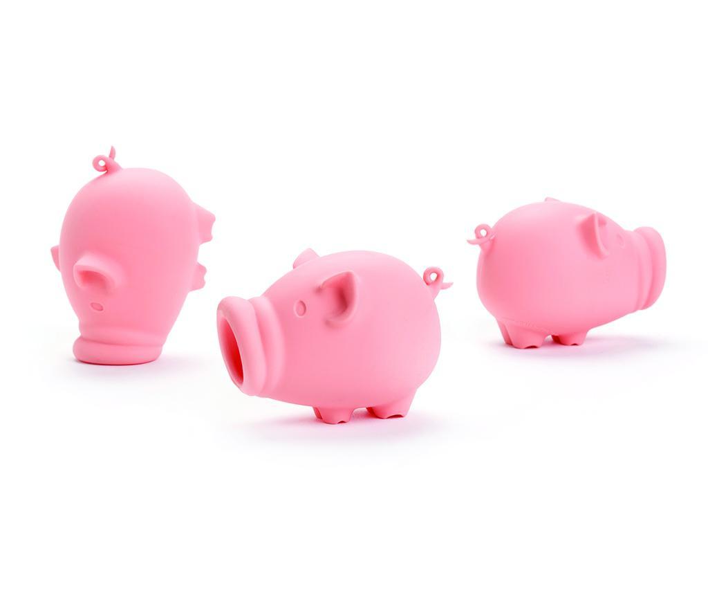 Oddělovač žloutku Peleg Design Pig Pink