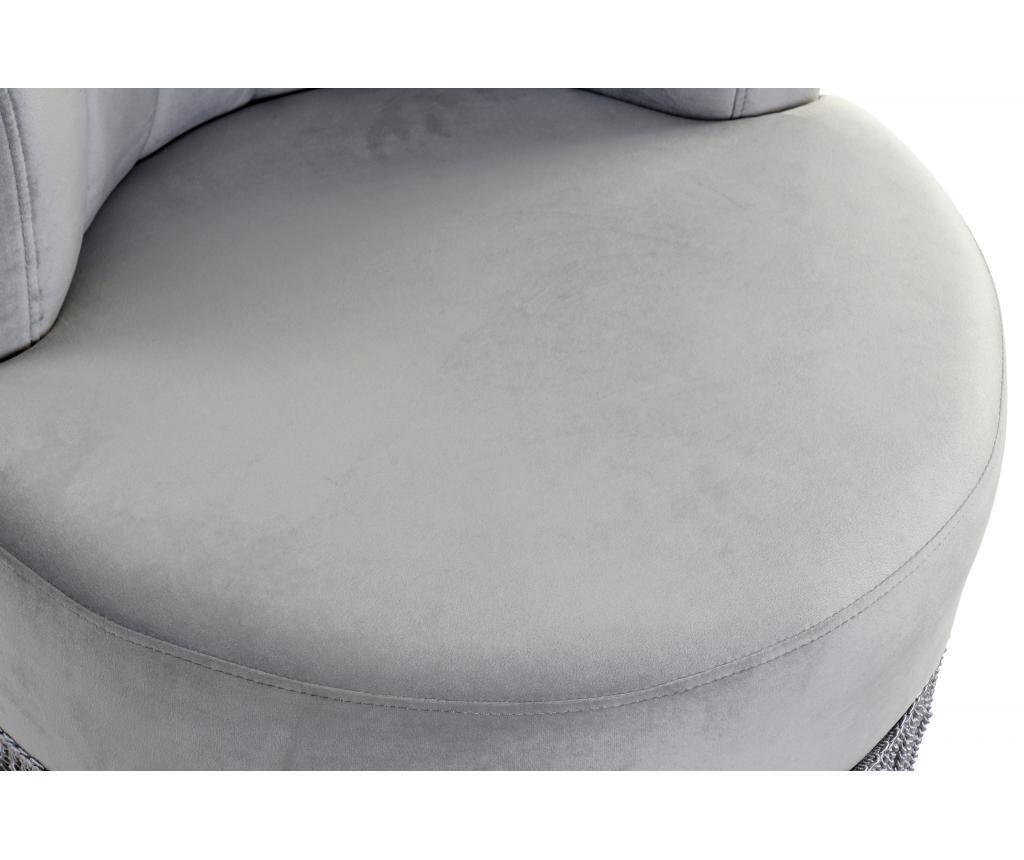 Fotelja Fringe Grey