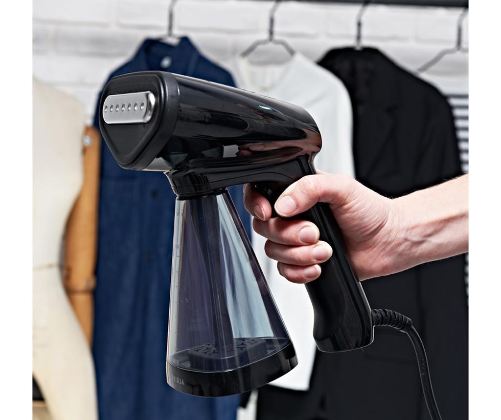 Stroj na svislé žehlení párou Soft Black