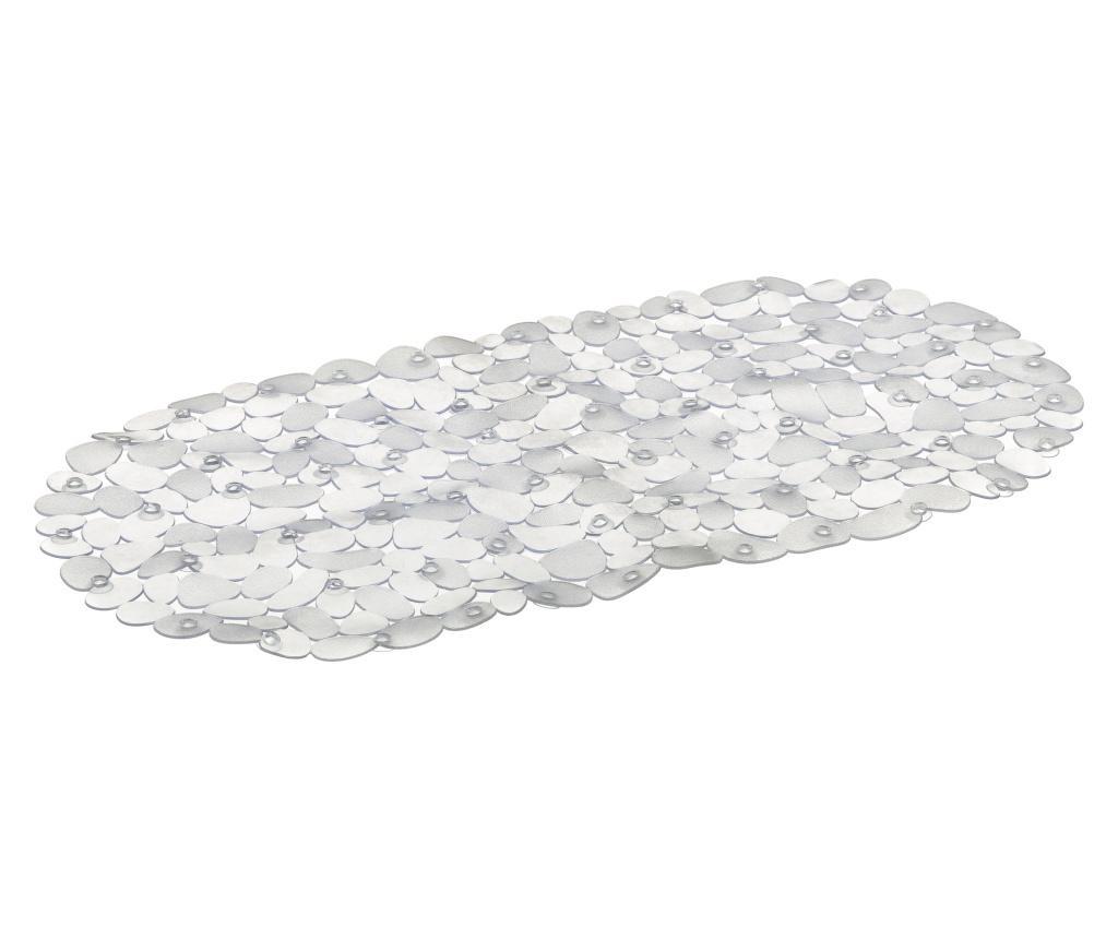 Dywanik łazienkowy Stone Clear 34x67 cm